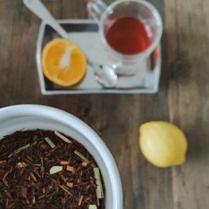 Citrus biologische thee