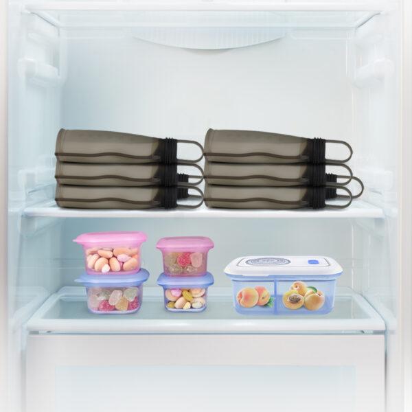 bewaarzakken koelkast