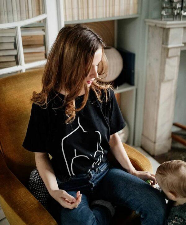 motherhood tshirt